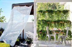 The Lemon Pear - small balconies decor