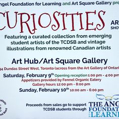 Meet Liam Murphy on Saturday, February 9th between 1:00 & 4:00 pm    At the Art Square Gallery  324 Dundas Street West, Toronto (across from the Art Gallery of Ontario) I want to kindly thank The Angel Foundation ... for their assistance... Artistically yours, Liam Murphy 🍀🇨🇦🇮🇪🎨 #art #ago #artist #artpainting #toronto #torontoart #ocad #press #artiste #malerei #peintre #ontario #canada #ireland #tcdsb #angelfoundation Art Gallery Of Ontario, Art Hub, International Artist, Canadian Artists, Abstract Styles, Artist Art, Toronto, Ireland, February