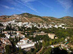 The flavor of Granada, Spain