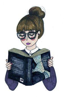 'Fifty shades of Grey' Illustration.    Visit my shop»http://www.etsy.com/shop/JenPriorIllustration?ref=si_shop