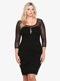 Black Dress For Size 12