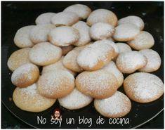 No soy un blog de cocina: GALLETAS BIZCOCHONAS DE NATA