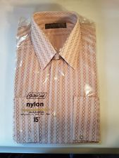 Mens vintage St Michael nylon shirt