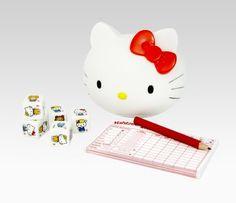 Something Supercute - Hello Kitty Yahtzee! #SephoraHelloKitty