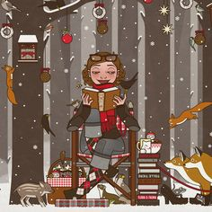 Frohe Weihnachten, Merry Christmas et Joyeux Noël! Reading Library, Reading Art, I Love Books, Books To Read, My Books, Book Writer, Book Nerd, World Of Books, Book Memes