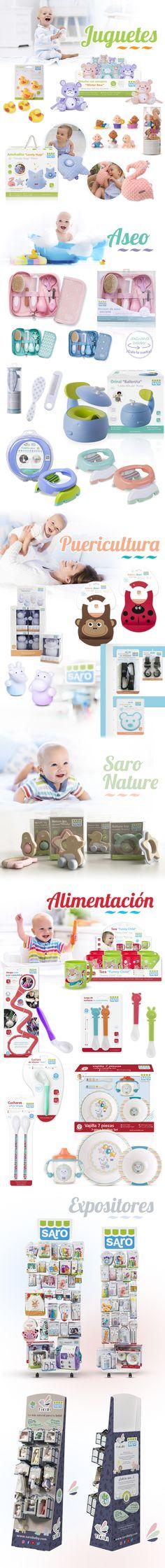 Saro Baby - unaquesededicaalbranding