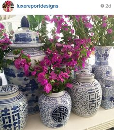 Blue and White Monday | pink pagoda blog | love!