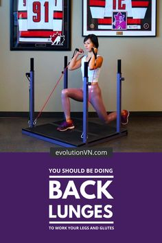 You'll never be bored on the Evolution. With a massive exercise library (that's always growing), you can do 1000s of workouts, from the comfort of your home. #homegym #EvolutionVN Fitness Facts, Health Fitness, Fun Workouts, At Home Workouts, Healthier Together, Health And Wellness Coach, Home Gym Equipment, Physical Fitness, Glutes