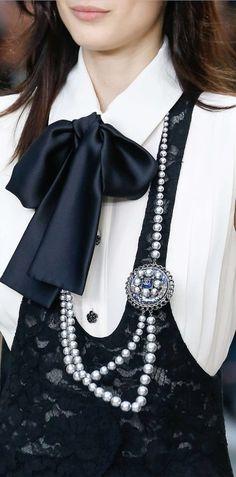 Chanel Haute Couture - Details