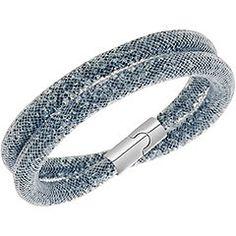 Swarovski stardust bracelet - love this color!