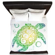 Sea Turtle King Duvet for My New Room, My Room, Turtle Care, Welcome To My House, Beach Room, Tortoises, Bedroom Accessories, King Duvet, Bedroom Decor