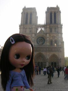 Notre Dame - Paris - April 2007