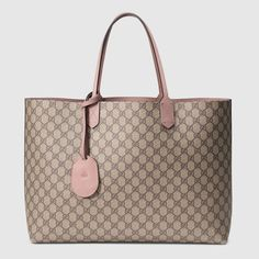 reversible GG leather tote - Gucci Women's Totes 368571A98108412