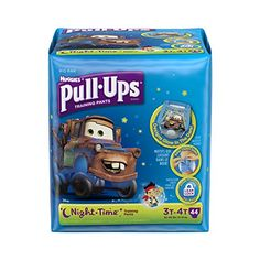 Pull-Ups Training Pants Night Time for Boys, Size 3T-4T, 44 Count (Pack of 2) - http://our-shopping-store.com