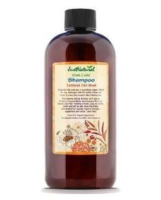 Extreme Dry Hair Shampoo