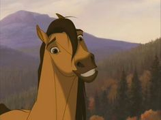 I want a horse just like him
