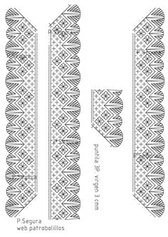 Bobbin Lace Patterns, Embroidery Patterns, Bobbin Lacemaking, Old Pillows, Lace Jewelry, Crochet Borders, Lace Garter, Needle Lace, Lace Making