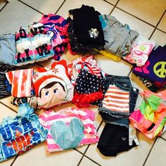 Justice  Other - Large lot of girls size 8 clothes.