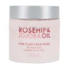 Reduce the appearance of scars and fine lines effectively with this rosehip and jojoba oil face mask. Reduce the appearance of scars and fine lines effectively with this rosehip and jojoba oil face mask. Mascara, Eyeliner, Leave In, Vitamin E, Beauty Oil, Aloe Vera, Concealer, Serum, Alcohol