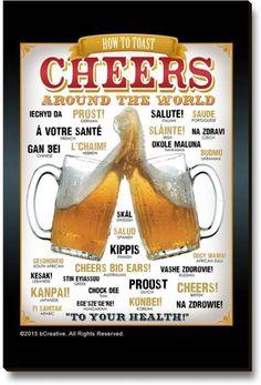 The 62 best flipkart images on pinterest bcreative cheers around the world beer fridge magnet door magnet gumiabroncs Image collections