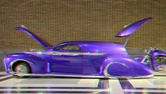 Lincoln Sedan Delivery Deco Liner 3D