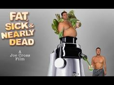 Fat Sick And Nearly Dead Was a great documentary about a guy named Joe Cross who over came obesity and poor health by going on a juice fast. Health Documentaries, Joe Cross, Juice Cleanses, Weight Loss Before, Juice Smoothie, Smoothies, Get Healthy, Healthy Life, How To Lose Weight Fast