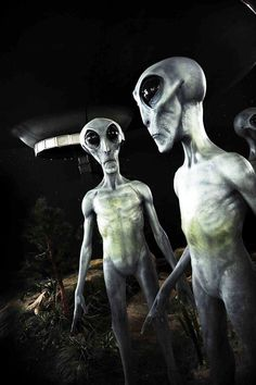 The International UFO Museum and Research Center in Roswell, New Mexico