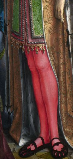 The Adoration of the Kings (detail), Jan Gossart (1478-1532)