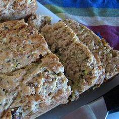 Amber's Zucchini Bread Allrecipes.com