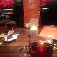 Teatime bij #fredendouwe