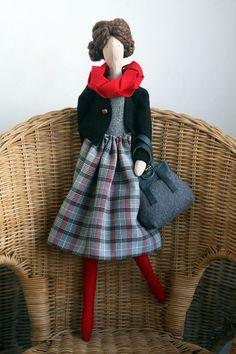 Tida Doll, Tilda, Tilda Craft, Go To www.likegossip.com to get more Gossip News!