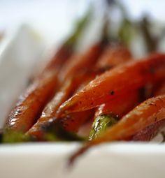 Honeyed Dutch Carrots - Julie Goodwin recipe