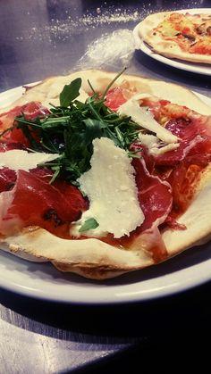 Pizza z Culatello