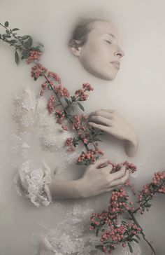 dipped in milk along with fragrant branches ---Bartosz Slevinaaron Madej – Secret Garden