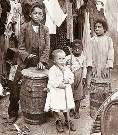 Afro-Argentines 1908