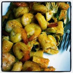eats eggplant romesco rigatoni vegan see more gio fv things to taste ...