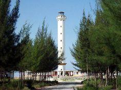 Lighthouses of Western Cuba