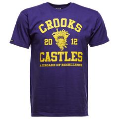 Crooks and Castles (Designer unknown)