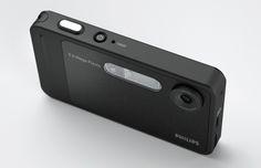 Philips ultra slim camera