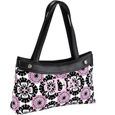 "My favorite Fitted Purse Skirt   Approx. 9""H x 14.25""W x 3.5""D  Change the look of your Skirt Purse by just snapping your favorite patterns onto your purse for a whole new vibe. Purchase skirts here for only $15.00 at http://www.mythirtyone.com/340868"