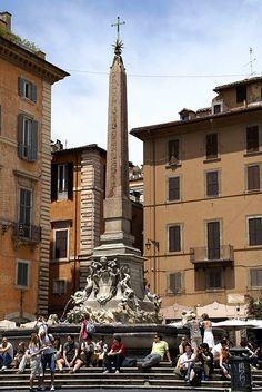 Piazza della Rotonda (Pantheon)