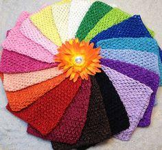 09485395125 Wholesale 9 Inch Crochet Tutu Top LOT OF 10