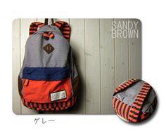 Unisex Canvas Travel Satchel Shoulder Bag Schoolbag by BackWhite