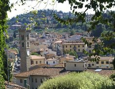 A view of Fiesole