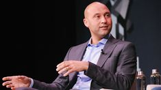 nice Marlins fans get salty at Jeter's town hall for season-ticket holders