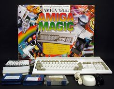 The Amiga 1200, or A1200 (code-named 'Channel Z'), was Commodore International's third-generation Amiga computer, aimed at the home market