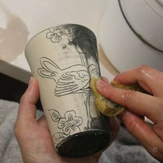 Ceramic Decorating Tool Techniques - Ceramic Arts Network