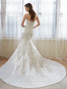 Sophia Tolli - Reine - Y11636 - All Dressed Up, Bridal Gown