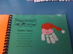Handprint Art Book...who knew you could make so many pictures from handprints!