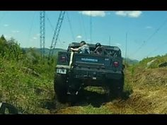 ARB 4X4 OFF ROAD Rally - HUMMER Off Road in Quebec Laurentian Mountains